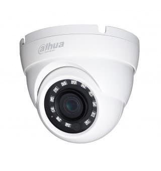 "DH-HAC-HDW1801MP (2.8 ММ) 8Мп HDCVI видеокамера ""рыбий глаз"""