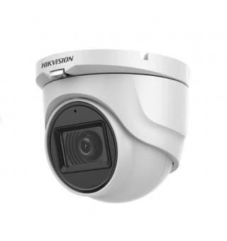 DS-2CE56H0T-ITPF (2,4 мм) купольная 5 Мп HD-TVI камера