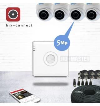 Комплект видеонаблюдения KIT3-HD на 1 камеру