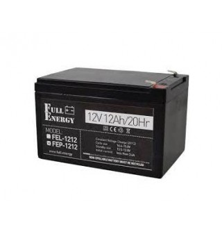 Аккумулятор 12V 9 A/ч FEP-129
