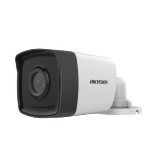 DS-2CE78H0T-IT3FS купольная 5 Мп HD-TVI камера с микрофоном